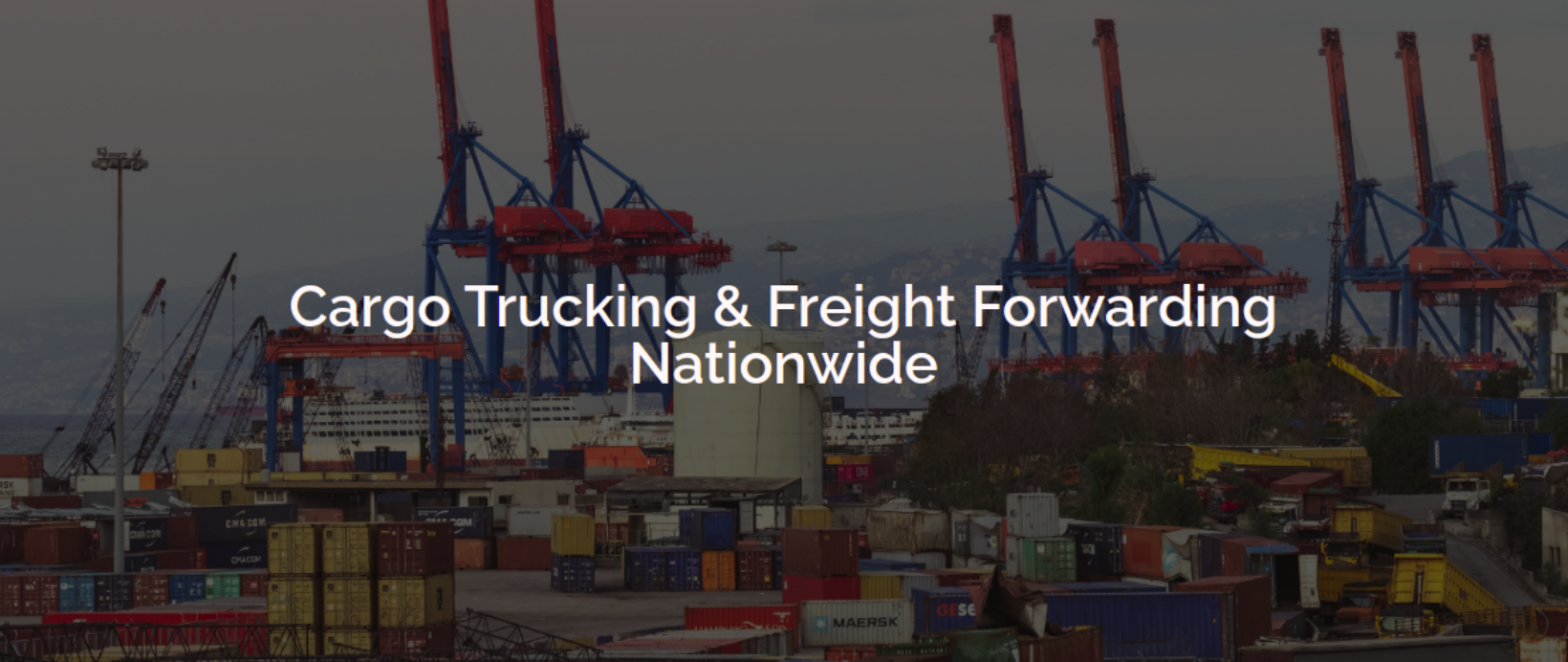 Philippines Cargo Trucking Freight Forwarding Nationwide